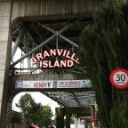 Eating My Way Around Granville Island